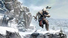 Assassins Creed 3 &#8211; Running On Snowy Mountain